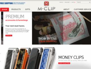 m-clip.ae screenshot