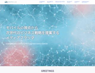 m-flats.co.jp screenshot