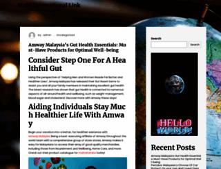 m-i-link.com screenshot