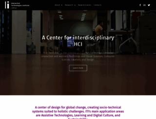 m-iti.org screenshot