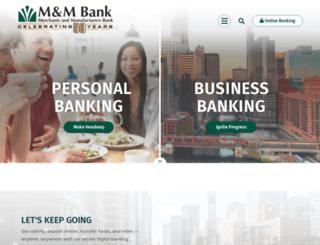 m-mbank.com screenshot