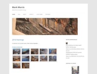 m-morris.com screenshot