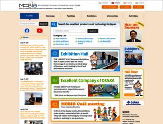 m-osaka.com screenshot