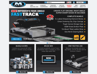 m-powertools.com screenshot
