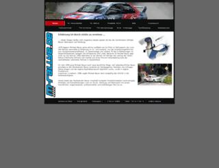 m-rallye.de screenshot