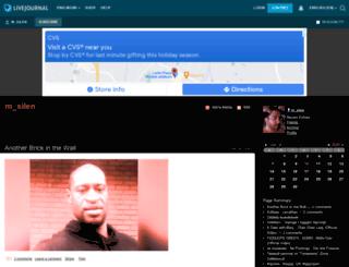 m-silen.livejournal.com screenshot