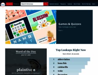 m-w.com screenshot