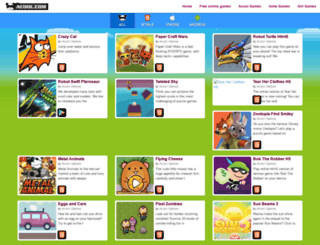 m.acool.com screenshot