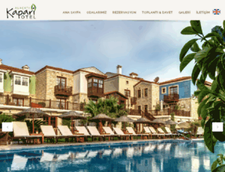 m.alacatikapariotel.com screenshot
