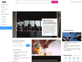 m.aol.com screenshot