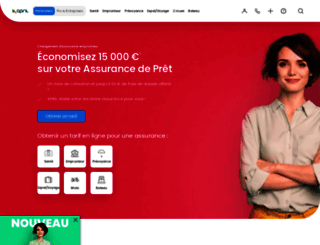m.april.fr screenshot