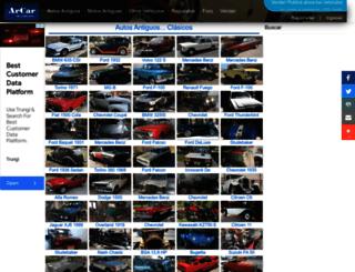 m.arcar.org screenshot