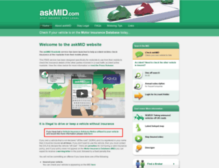 m.askmid.com screenshot