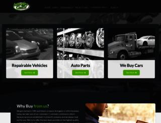 m.autogator.com screenshot