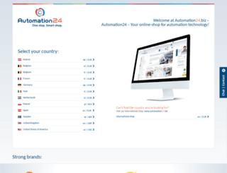 m.automation24.de screenshot
