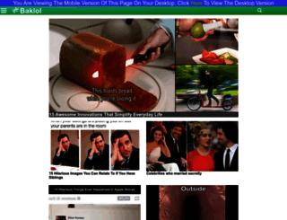 m.baklol.com screenshot