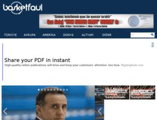 m.basketfaul.com screenshot