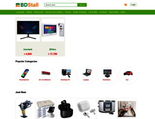 m.bdstall.com screenshot