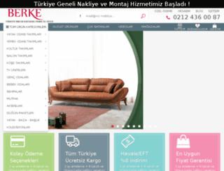 m.berkemobilya.com.tr screenshot