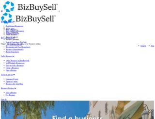 m.bizbuysell.com screenshot