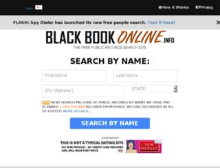 m.blackbookonline.info screenshot