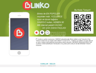 m.blinko.com.tr screenshot
