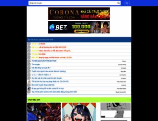m.blogtruyen.com screenshot