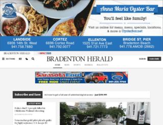 m.bradenton.com screenshot
