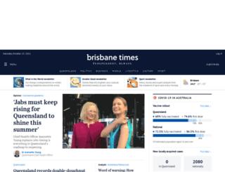 m.brisbanetimes.com.au screenshot