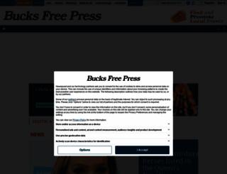 m.bucksfreepress.co.uk screenshot