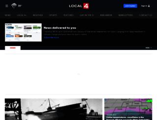 m.clickondetroit.com screenshot
