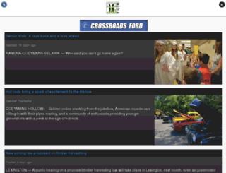 m.columbiagreenemedia.com screenshot