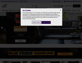 m.dfs.co.uk screenshot