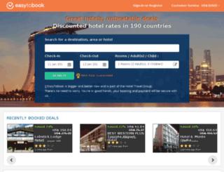 m.easytobook.com screenshot
