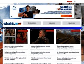 m.echodnia.eu screenshot