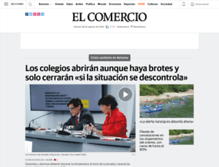 m.elcomercio.es screenshot