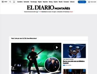 m.eldiariomontanes.es screenshot