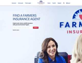 m.farmersagent.com screenshot