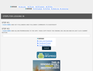 m.fb-autolikerz.com screenshot
