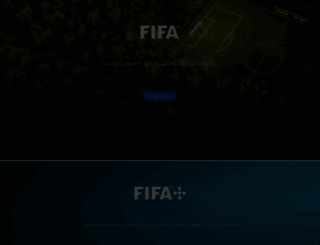 m.fifa.com screenshot