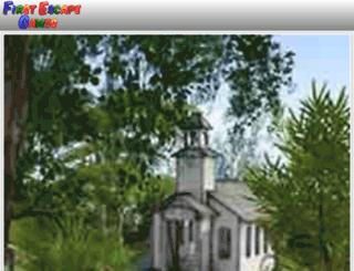 m.firstescapegames.com screenshot
