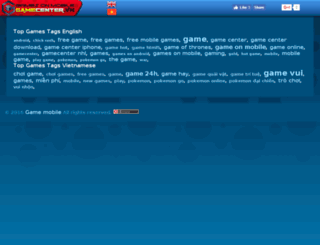 m.gamecenter.vn screenshot