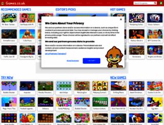 m.games.co.uk screenshot