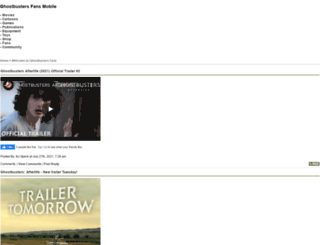 m.gbfans.com screenshot