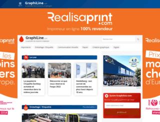 m.graphiline.com screenshot
