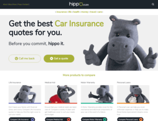 m.hippo.co.za screenshot
