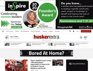 m.huskerextra.com screenshot