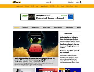 m.imore.com screenshot