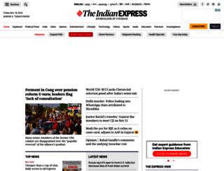m.indianexpress.com screenshot