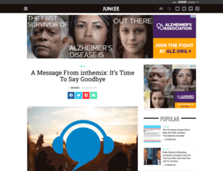 m.inthemix.com.au screenshot